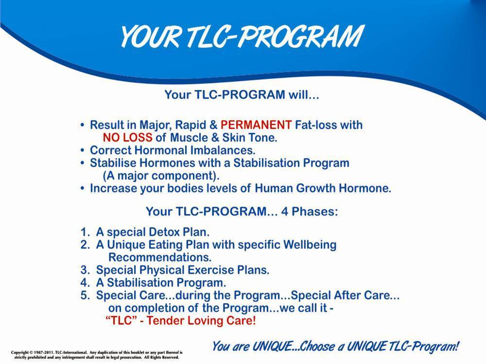 Tlc The Body Sculpting Specialists